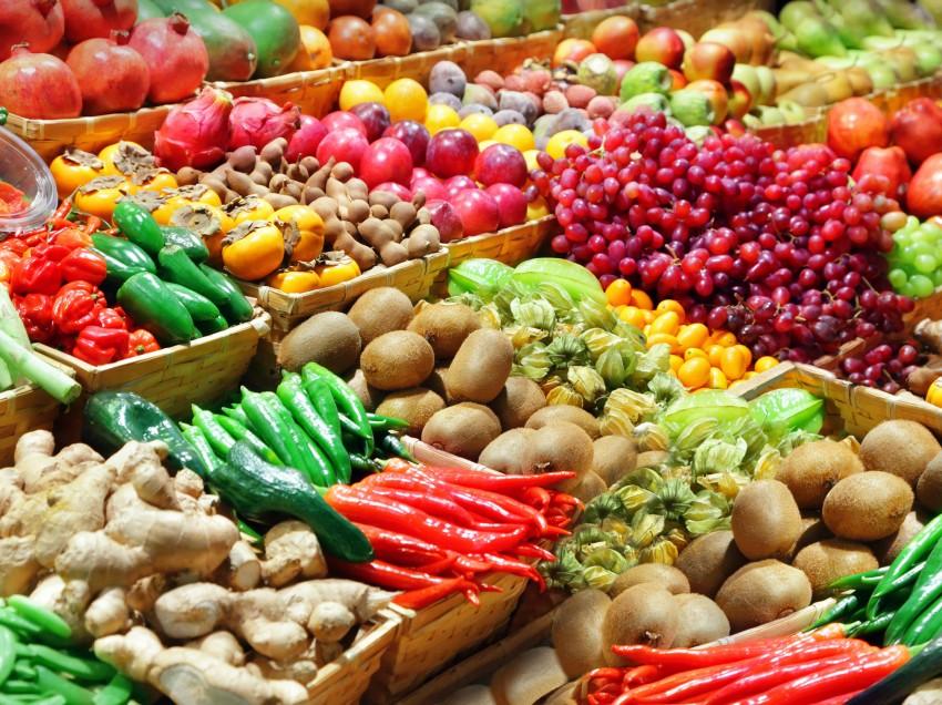¿Alimentos orgánicos o convencionales?
