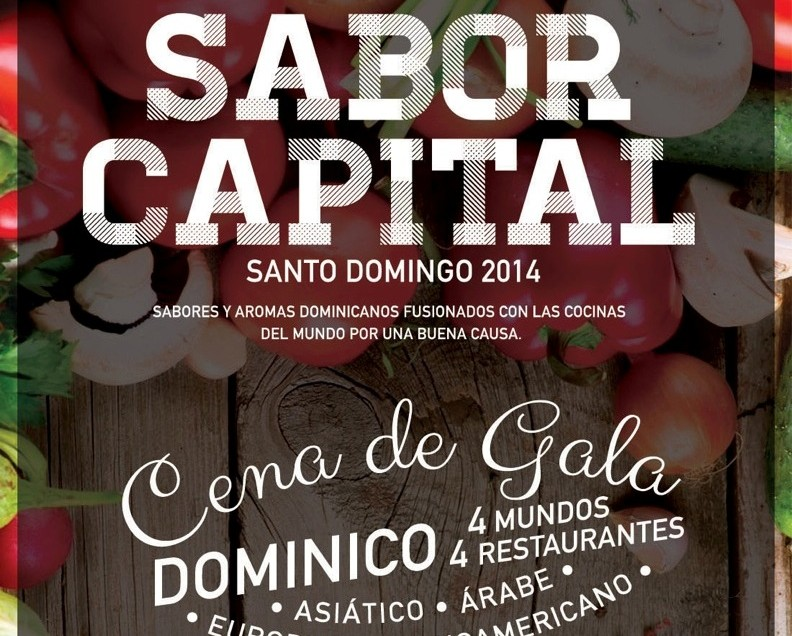 Preparan cena benéfica Sabor Capital 2014