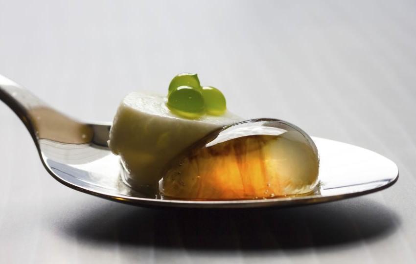 Cocina molecular en platos boricuas