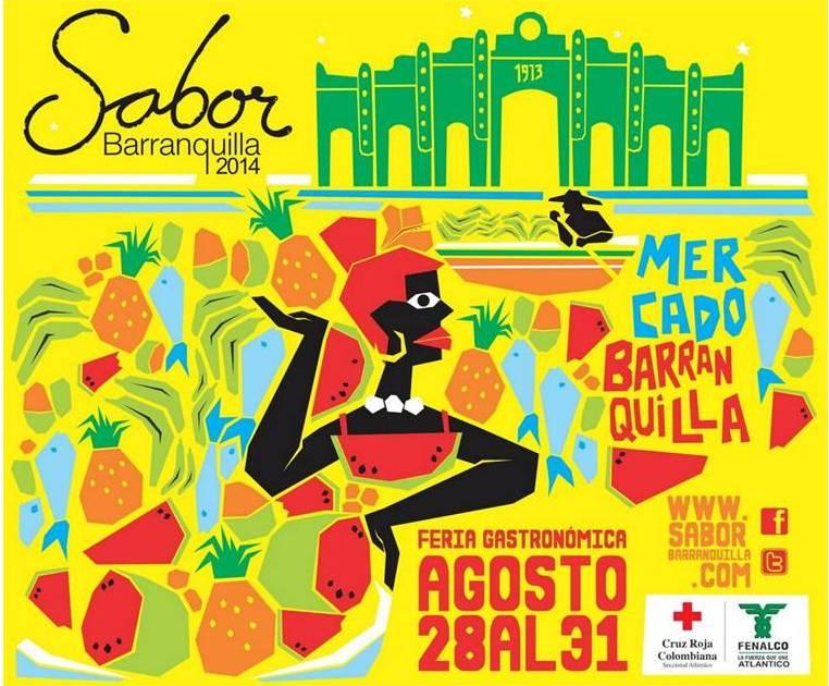 Ya se acerca Sabor Barranquilla 2014