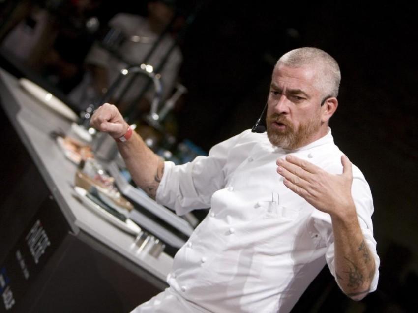 Premian a chef brasileño Alex Atala