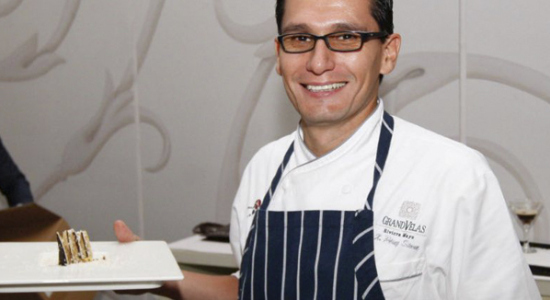 Chef del Caribe Mexicano gana concurso Iron Chef