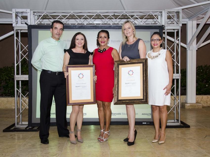 Barceló Bávaro Beach certificado el más seguro en A&B