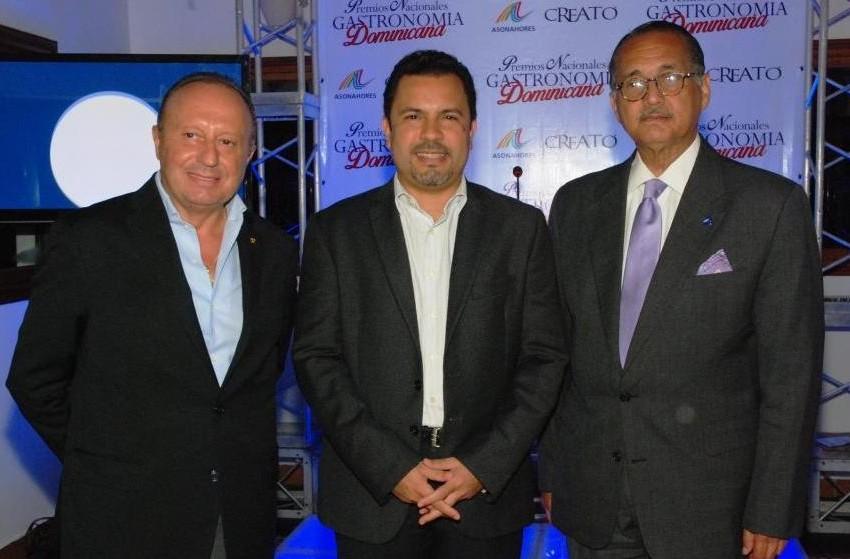 Nominados a los Premios Nacionales de Gastronomía Dominicana