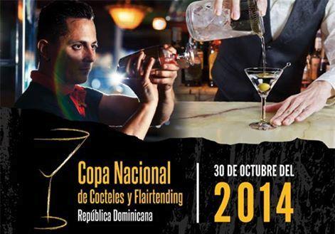Anuncian Copa Nacional de Cocteles y Flairtending