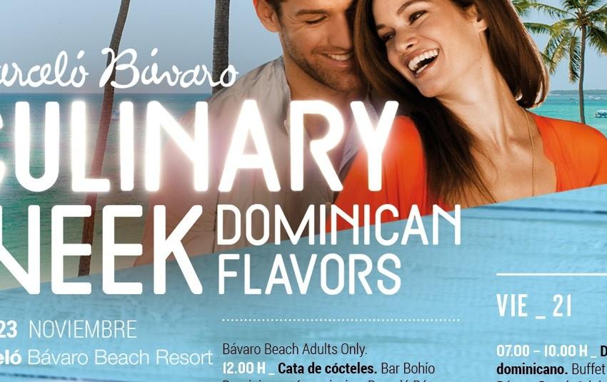 Gastronomía dominicana en Barceló Bávaro Beach Resort