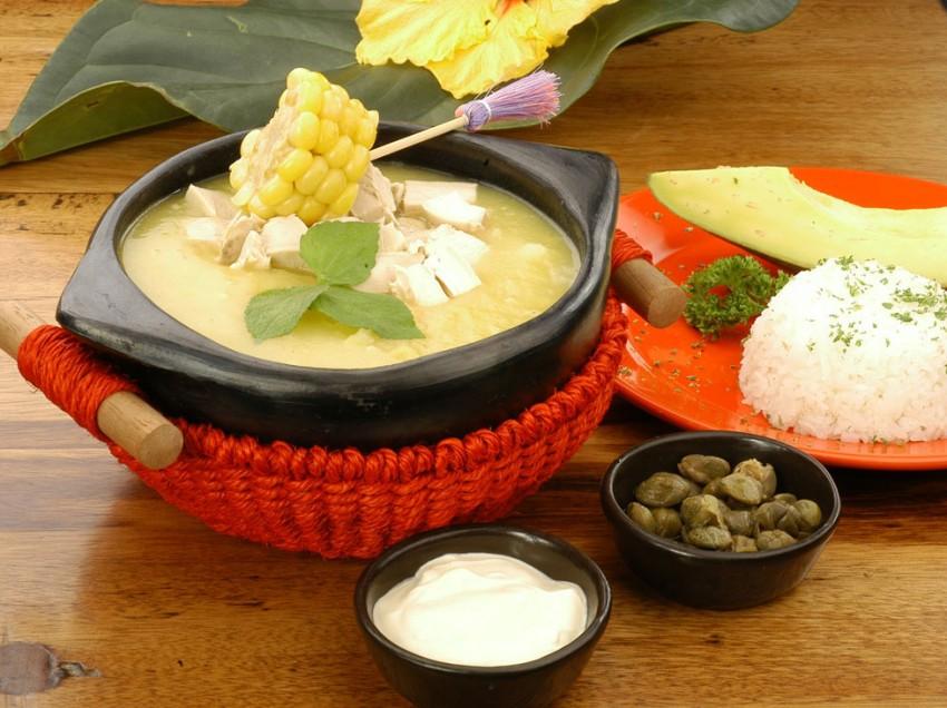 Colombia a través de su gastronomía