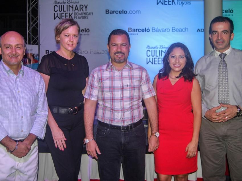 Con fiesta típica cierra Barceló Bávaro Culinary Week Dominican Flavors
