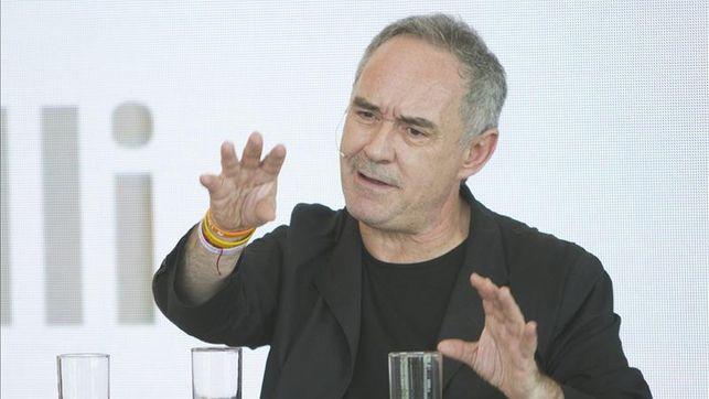 """El español Ferran Adrià inaugura en Costa Rica la exhibición """"Innovation space"""""""