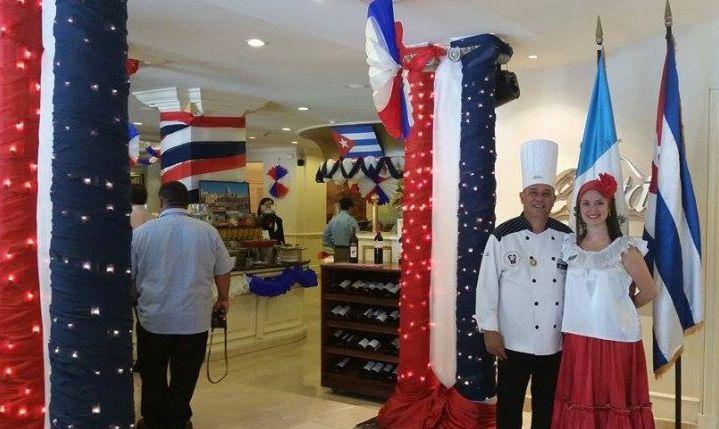 El sabor de Cuba en Guatemala