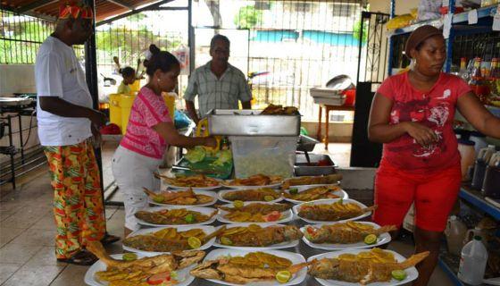 Cocina antillana en Ciudad de Panamá