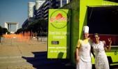 """""""Food Truck"""" de comida venezolana en Paris"""