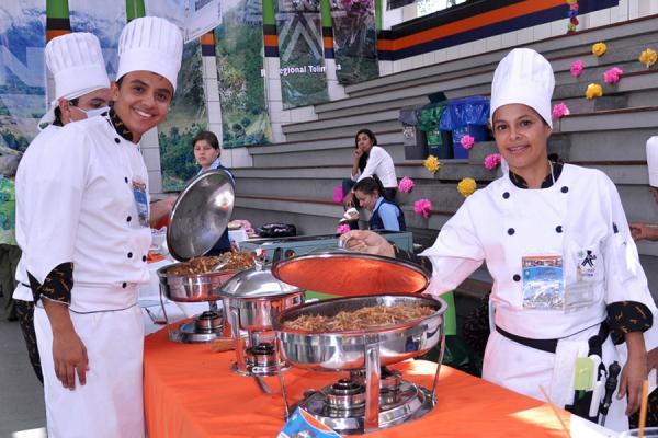Perú y Zona Caribe Colombiana invitados al XI Festival Gastronómico