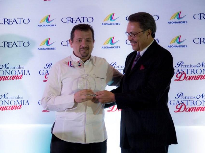 Entregan Premios Nacionales de Gastronomía en apertura Taste Santo Domingo