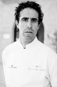 Chef Fernando Pérez Arellano