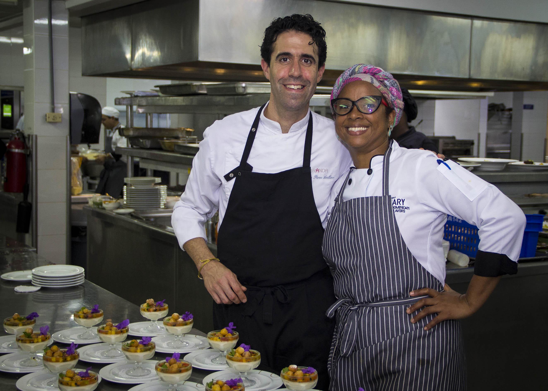 Fernando Pérez Arellano y Rosa María Gómez-La Chefa